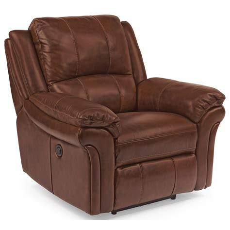 flexsteel latitudes recliner flexsteel latitudes dandridge casual power recliner with