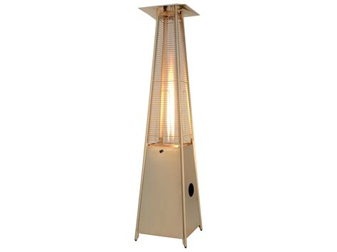 Az Patio Heaters Quartz Glass Tube Stainless Steel Quartz Glass Patio Heater