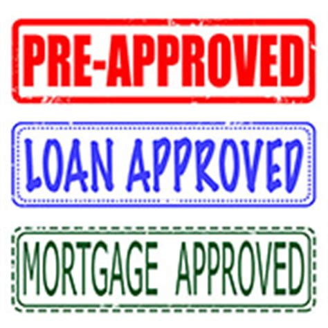 how to get pre approved to buy a house blog loan application process