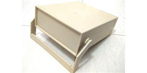 Plastik Putih jual box plastik putih 231x210x80mm