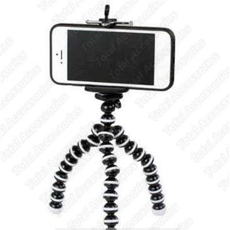 Gorilla Pod Holder Kamera Portable Universal Fleksibel Gorilapod K135 tripod mount universal cell phone spider