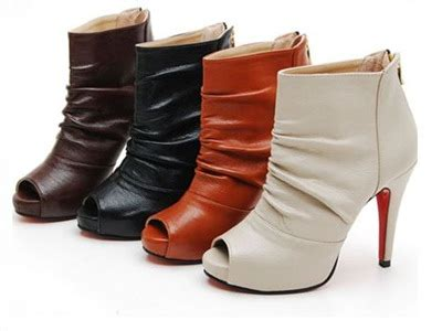 Promo Sandal High Heels Wanita Clogs Gki 7294 mooi footwear home