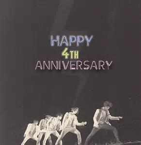happy 4th anniversary shinee photo 30932562 fanpop