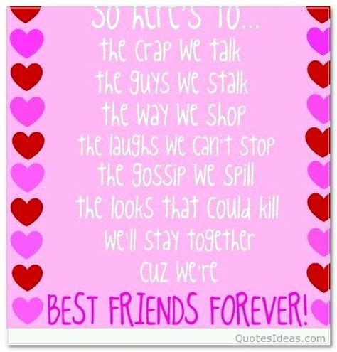 best forever friends best friends forever poems that make you cry in best