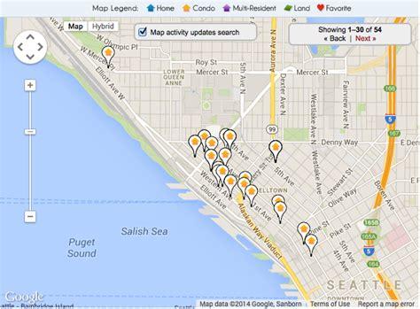 seattle map belltown belltown real estate condos for sale in belltown seattle wa