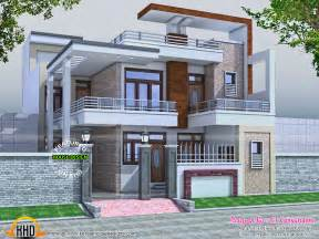 Modern Home Design India 32x60 Contemporary House Kerala Home Design And Floor Plans