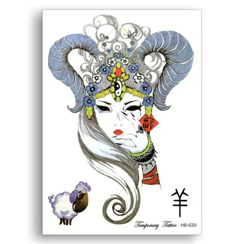zodiac tattoo prices compare prices on chinese zodiac tattoos online shopping