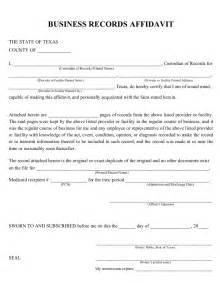 commercial affidavit of template affidavit form real estate forms