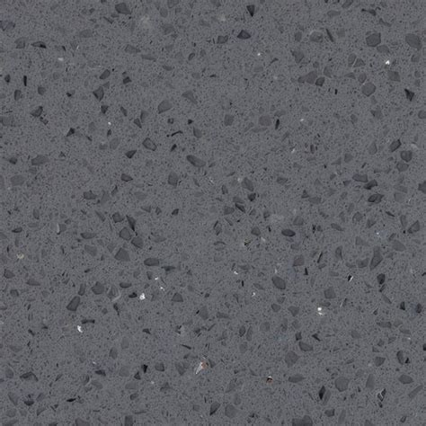 gq807 crystal grey dark quartz slabs quartz countertops