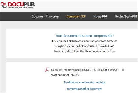 compress pdf maximum 5 top online pdf compressor tools comparison whatvwant
