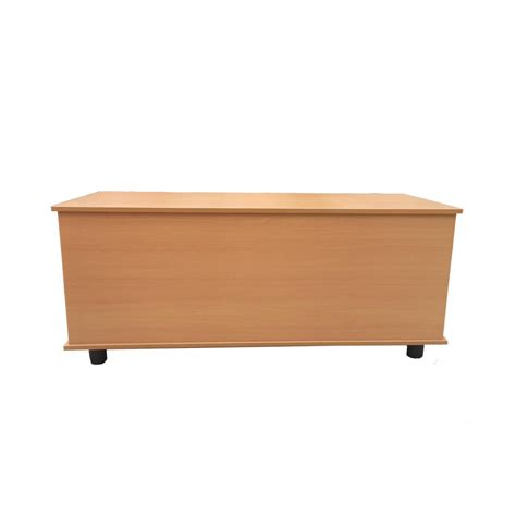 Large Wooden Ottoman Storage Chest With Lid Trunk Chest Wooden Ottoman Storage Box