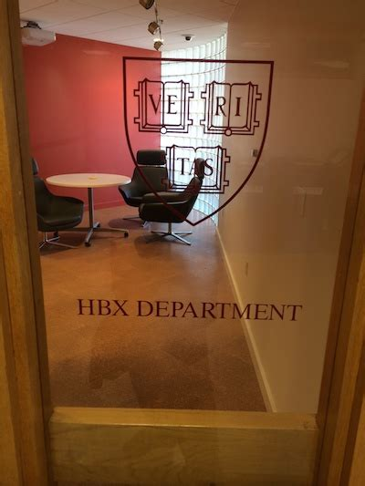 Hbx Mba by What Harvard Business School Learned From Its