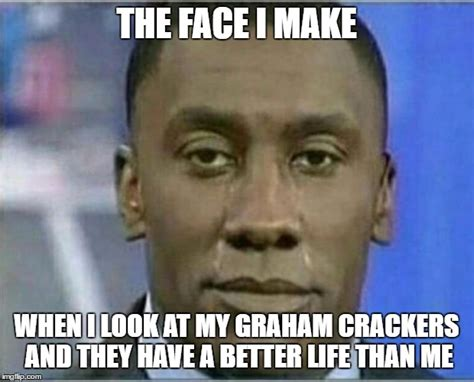 Cracker Memes - graham crackers imgflip