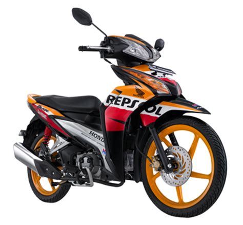 Honda Blade Repsol honda new blade in indonesia 2nd of honda wave dash