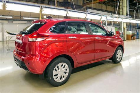 Lada Price New Lada Xray Hatchback 2016 Prices And Equipment