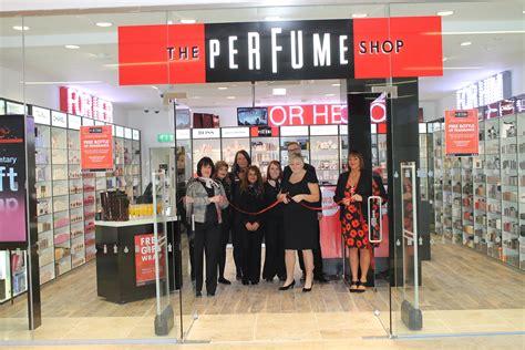 Parfum Shop the perfume shop premier construction news
