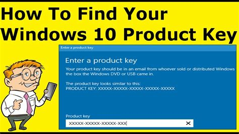 10 Tips On How To Meet A Of Your Dreams by How To Find Your Windows 10 Product Key Windows 10 Ms