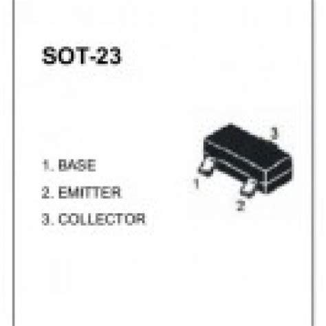 transistor a1015 smd c1815 smd