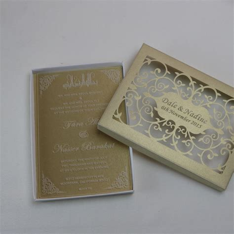 customized wedding invitation cards free free personalized luxury customized acrylic wedding