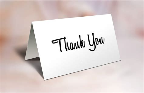 are you lazy to send thank you cards tko marketing