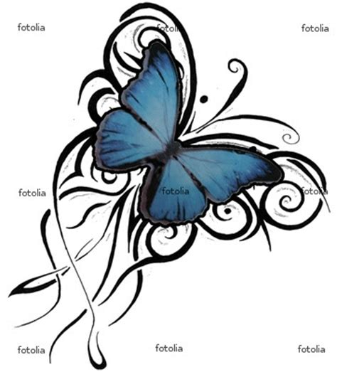 tribal butterfly tattoo images 2012 butterfly tribal tattoos