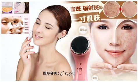 Paket Setrika Wajah jual ion massager setrika wajah key168