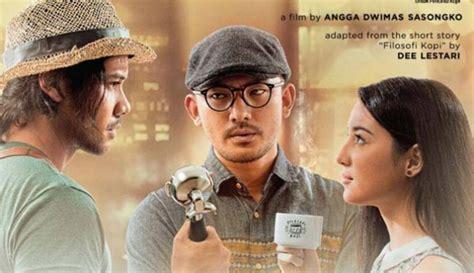 artikel film filosofi kopi poster terbaru film filosofi kopi isyaratkan konflik muvila