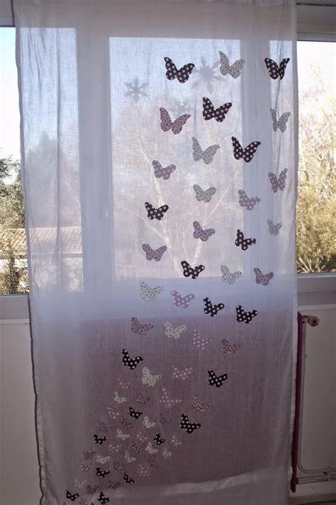 Rideau Fille Papillon by Rideau Envol 233 E De Papillons Pop Couture