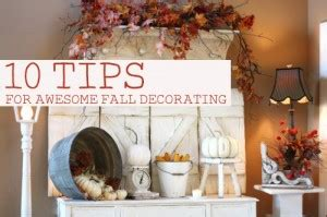 Nab Tips Apartment Prices To Fall Autumn Apartments 10 Tips For Fall Decorating