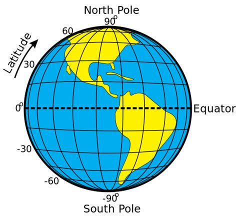 globe maps and lines of latitude latitude and longitude geolounge all things geography