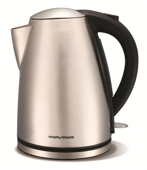 Brushed Stainless Steel Jug Kettle   Kitchen Appliances