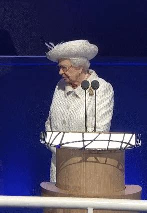fb queen queen elizabeth work gif find share on giphy