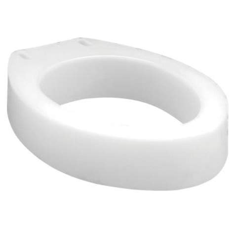 drive elevated toilet seat without arms rtl12026 the