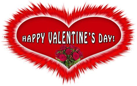 happy valentines day in free gifs animations clipart