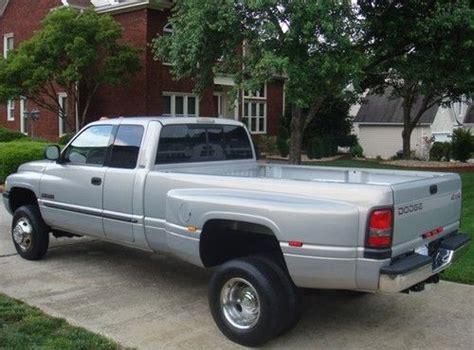 sell used 1999 dodge ram 3500 cummins diesel x cab 4x4 5 spd 36k original miles in