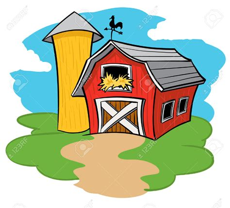 bauernhof scheune clipart 28 barn and silo clipart barn and silo barn