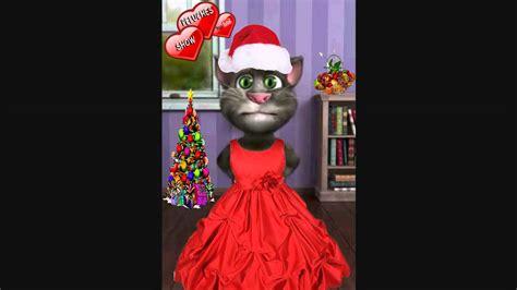 imagenes de navidad sin letras gato tom cantando villancicos feliz navidad canci 243 n