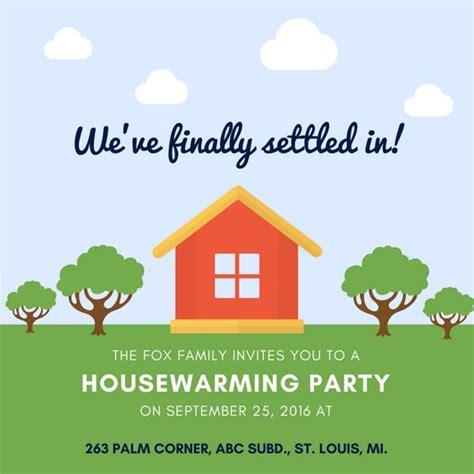 design my own housewarming invitation customize 39 housewarming invitation templates online canva