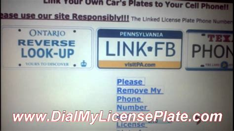 License Plate Lookup License Plate Search Free License Plate