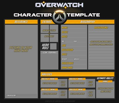 original template overwatch original template by darthsuki on deviantart