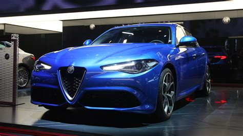 Alfa Romeo Veloce by Alfa Romeo Giulia Veloce Is The Next Best Thing To A