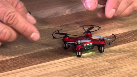 micro drone propel rc quark micro drone