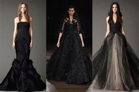 imagenes de vestidos de novia negro vestidos de novia negros 2017 191 te atreves con tu lado