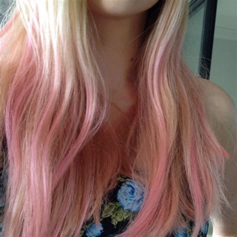 am i too old for ombre hair pastel pink ombr 233 hair hair pinterest