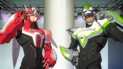 tiger and bunny didja tiger bunny s going to get a sequel moe