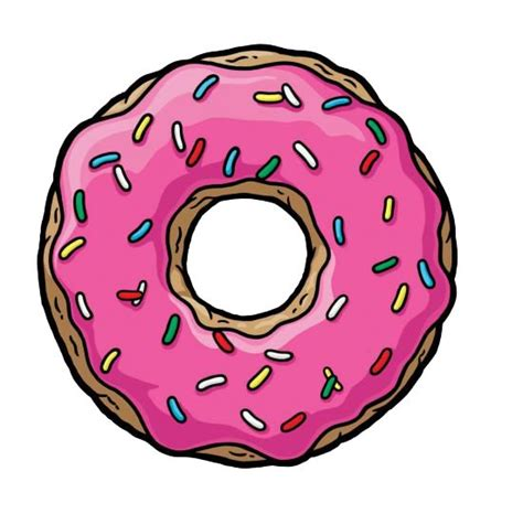 Use The Simpons Doughnut Maker To Cure Those Homer Like Cravings best 25 simpsons donut ideas on donut