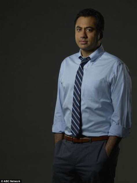 designated survivor kal penn kal penn tweets scripts showing racist stereotype roles
