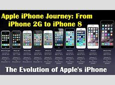 EVOLUTION OF APPLE IPHONE | Journey of apple iphone | From ... Iphone 2g Box