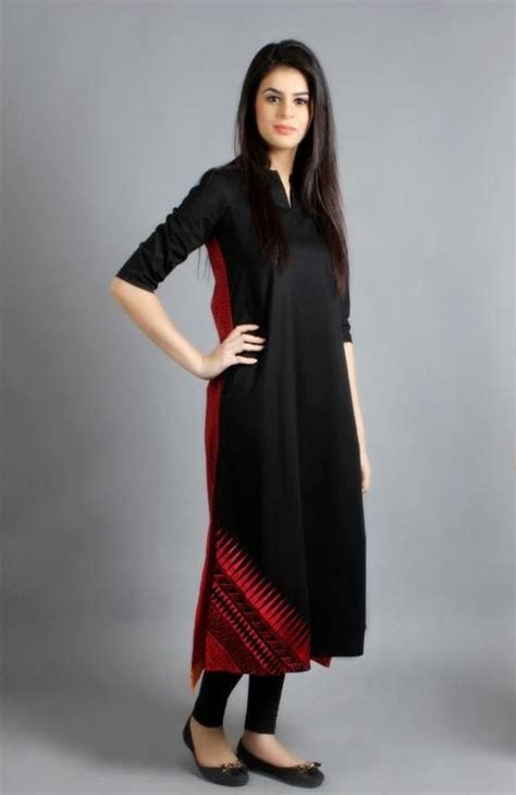 2015 new indian long shirt dresses casual wear ideas in pakistan all new 1