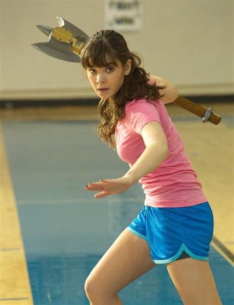 barely lethal hailee steinfeld  trailer release